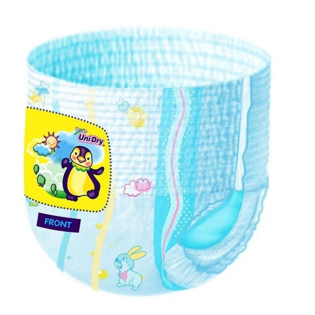 Unidry 優力褲-褲型紙尿褲(M30片)女版8包(箱購)