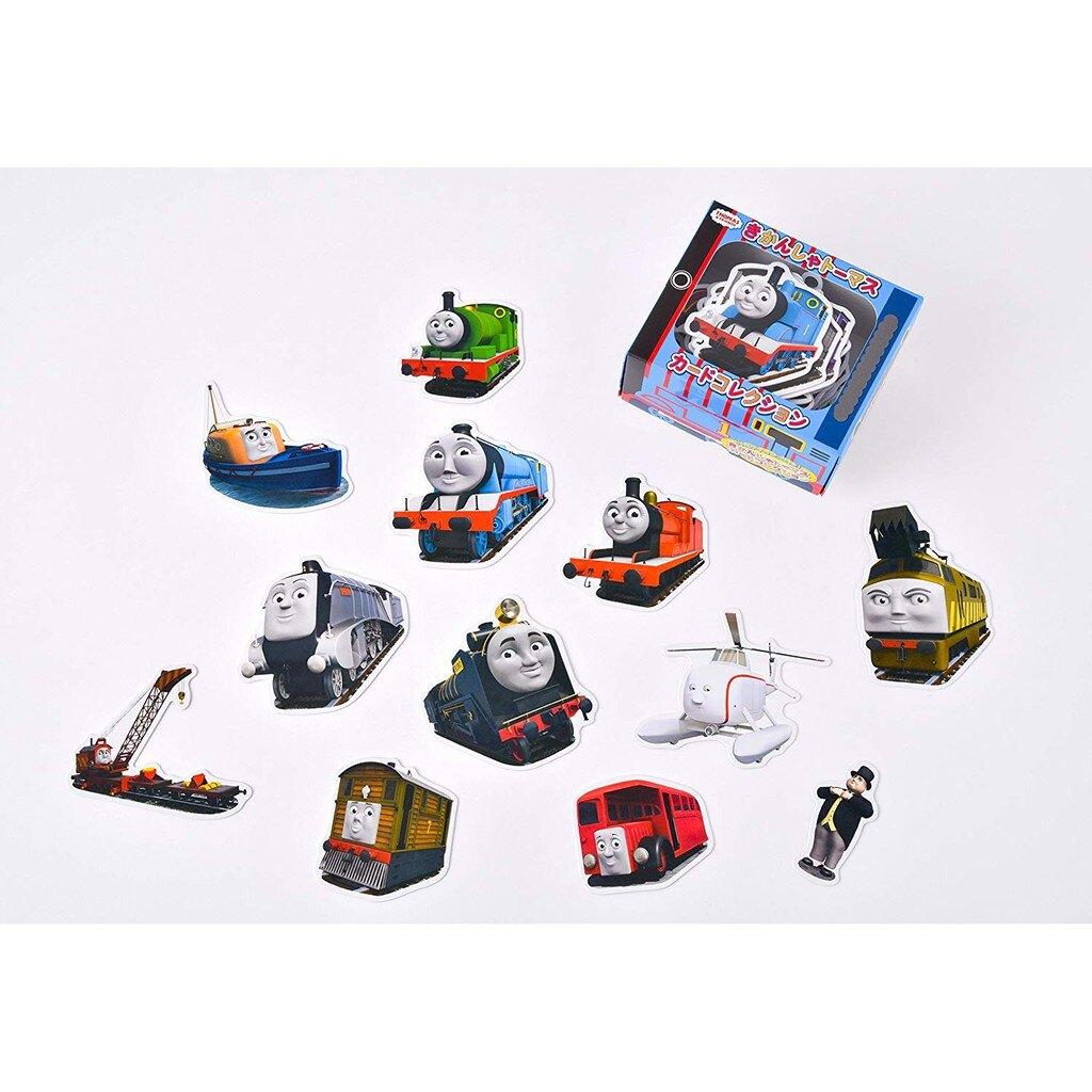 【預購】日本進口湯瑪士小火車 卡牌蒐集盒【星野日本玩具】