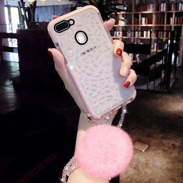 oppor15手機殼女款潮透明R15夢境版軟殼全包r11s時尚r11splus  聖誕節禮物