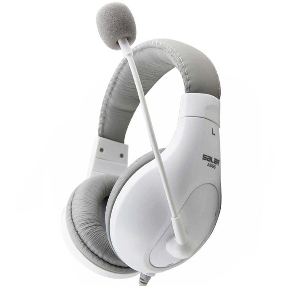 頭戴式臺式電腦耳機電競游戲耳麥帶麥話筒重低音 錢夫人小鋪