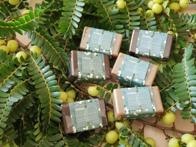 樹重奏 油甘舒緩皂(70g)