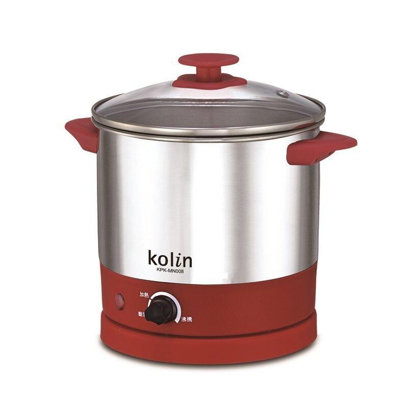 Kolin 歌林 2公升不銹鋼美食鍋 KPK-MN008