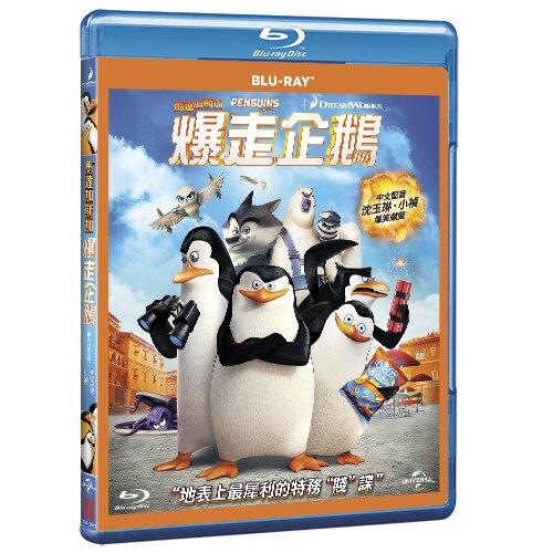 馬達加斯加爆走企鵝 PENGUINS OF MADAGASCAR (BD)