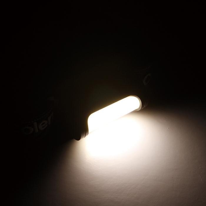 ├登山樂┤美國 Coleman 廣域頭燈 80流明 紅色 #CM-27310M