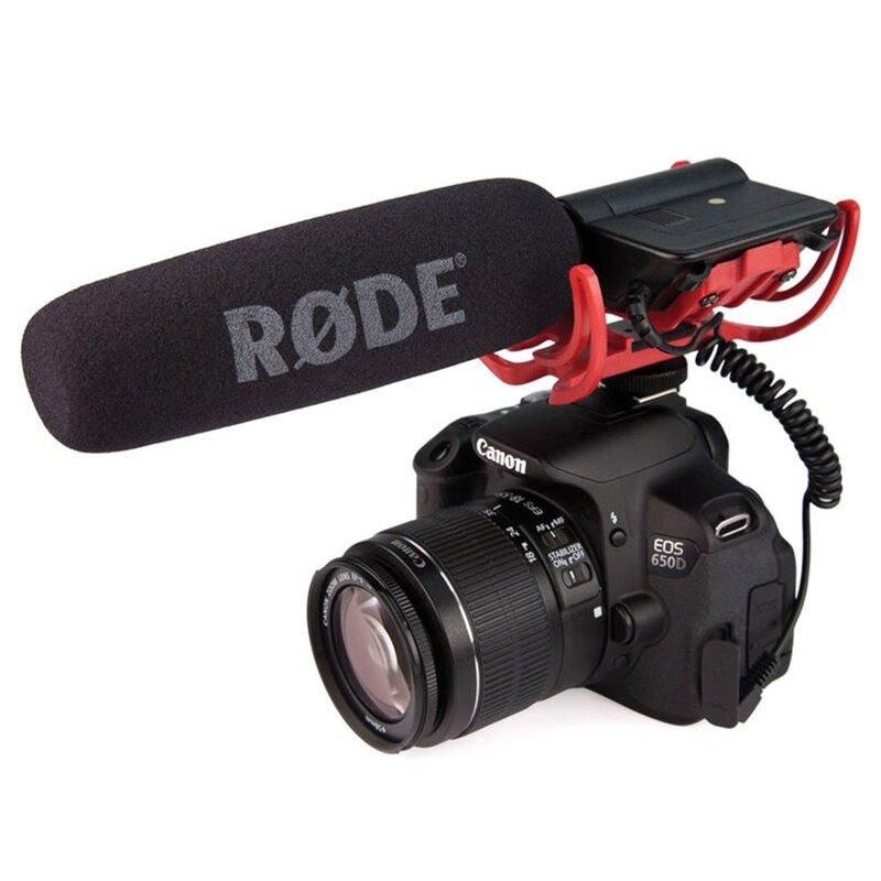 RODE 指向性機頂麥克風 VMR
