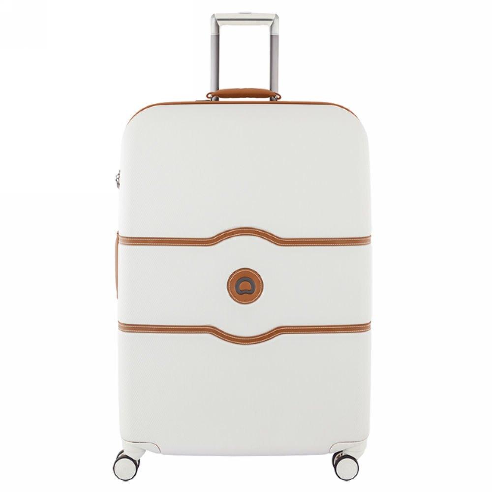 【加賀皮件】DELSEY 法國大使 CHATELET AIR系列 多色 PC 拉鍊箱 旅行箱 24吋 行李箱 001672810