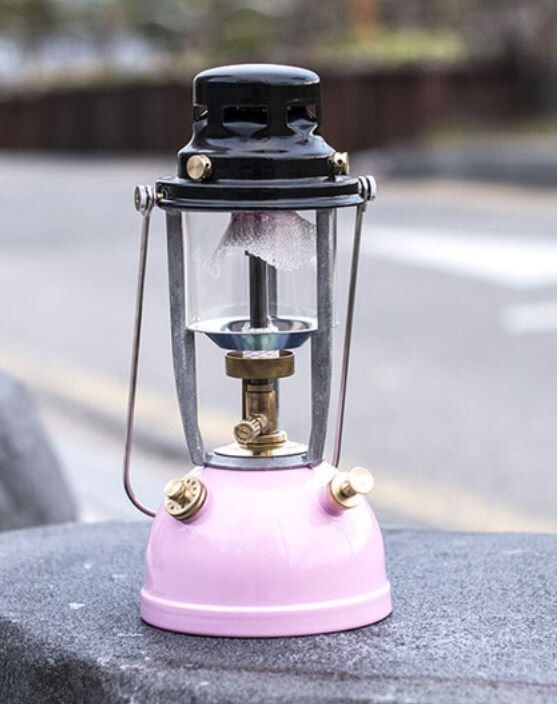 英國VAPALUX 軍用氣化燈M320 粉紅色 (不含燈帽) / M320-P