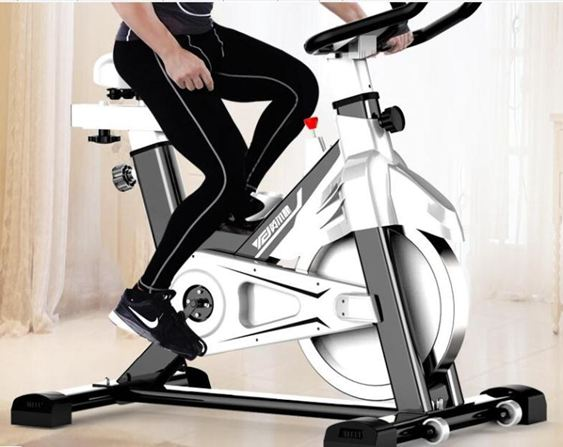 動感單車家用超靜音健身車室內健身器材腳踏運動自行車  極客玩家  ATF