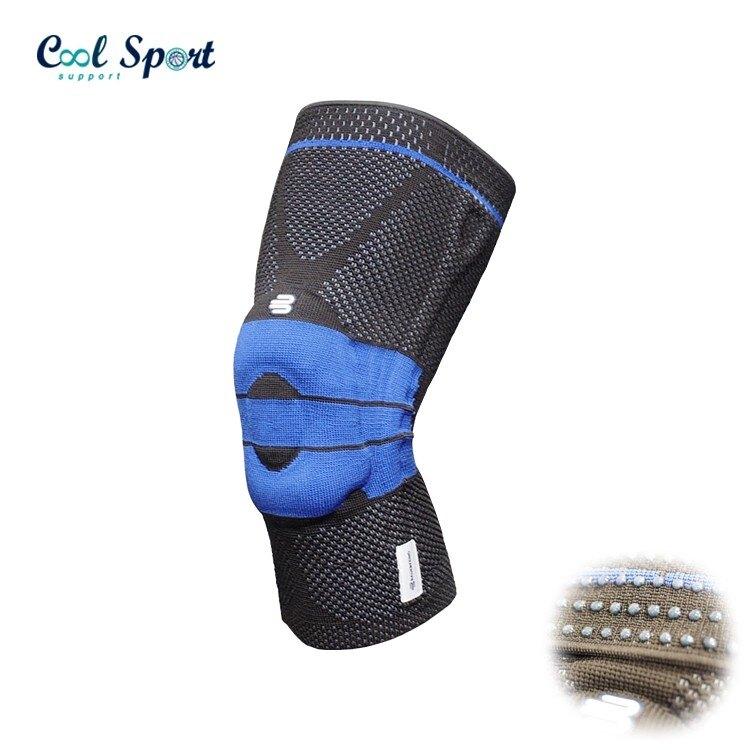 【Bauerfeind】GenuTrain 德國頂級專業運動護具 - 基本款護膝(防滑版)