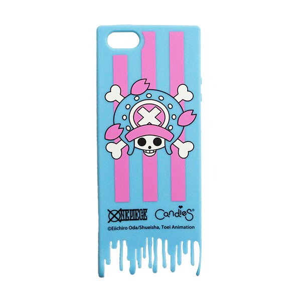 【Candies】One piece喬巴(藍)-IPhone 5/5S/5C/SE