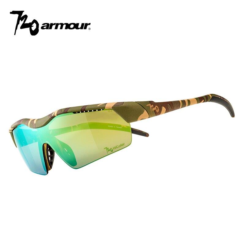 【露營趣】720 armour B325-18-HC Hitman Jr HiColor 防爆PC片 適合青少年 小臉女生 運動太陽眼鏡 自行車風鏡 防風眼鏡