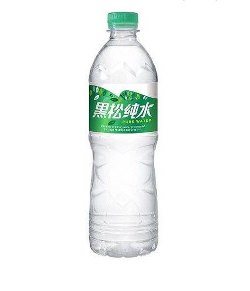 免運費 黑松 純水 (580ml*24瓶) 礦泉水 瓶裝水 免運費