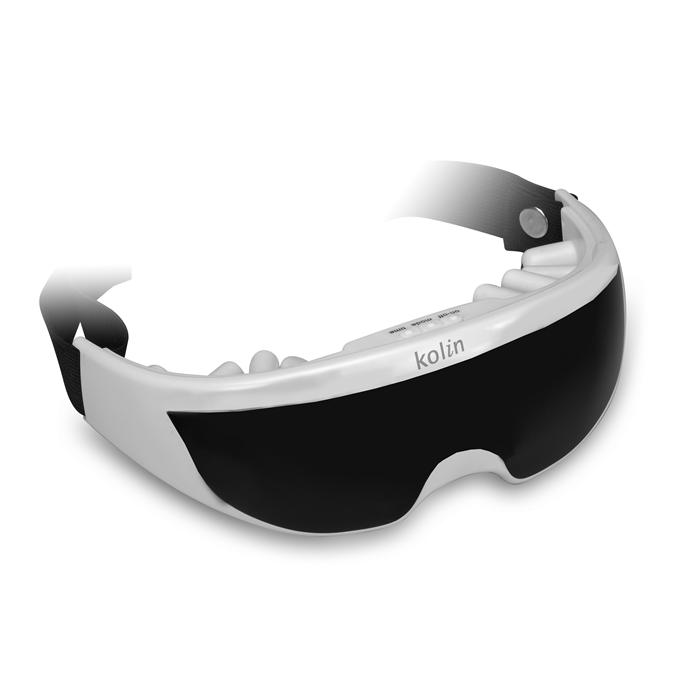 【歌林】眼部按摩器 點壓 9種模式 紓壓 舒緩 眼罩 KMA-RE22 保固免運