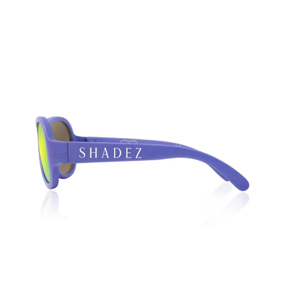 瑞士 SHADEZ 兒童太陽眼鏡 帥氣藍紫SHZ-53(年齡0-3)【母親節推薦】