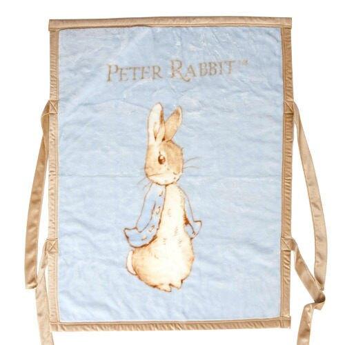 奇哥 比得兔 抗菌嬰兒帽帶毯~加贈奇哥提袋~ 全館滿5千贈星寶貝防曬乳效期至21年11月