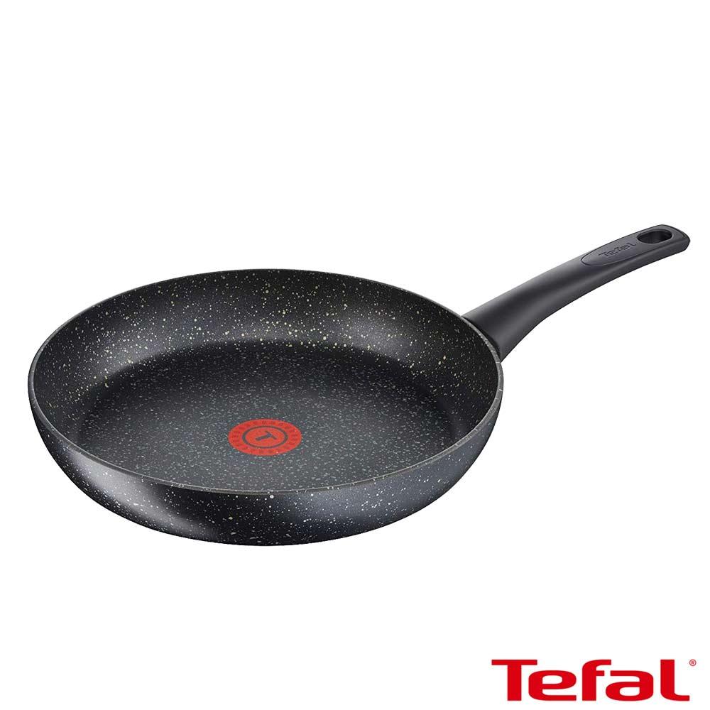 Tefal法國特福 頂級礦物系列28CM不沾平底鍋 SE-C6340602