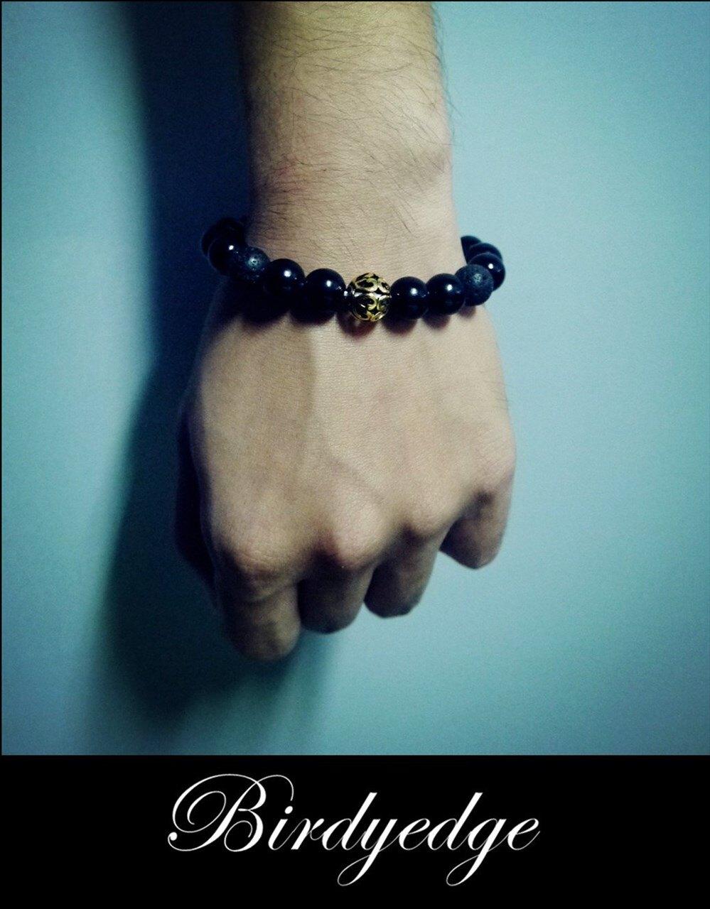 BIRDYEDGE 大珠 金箍 實感 手環