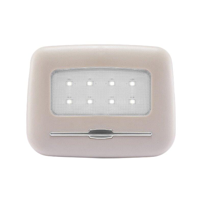 汽車觸控式吸頂燈 節能壁燈 觸控式感應燈 緊急照明燈 4色可選【CQ0020】普特車旅精品