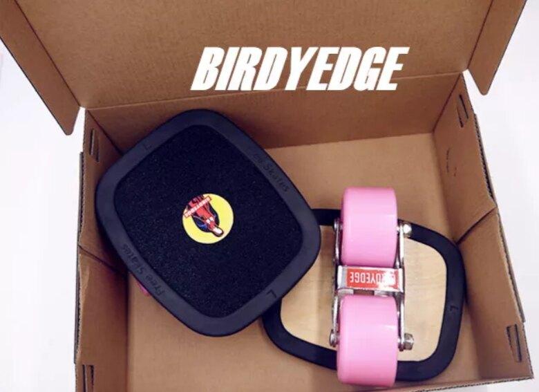 BIRDYEDGE 品牌 飄移板 飄移滑板 滑板 無限滑行【迪特軍】