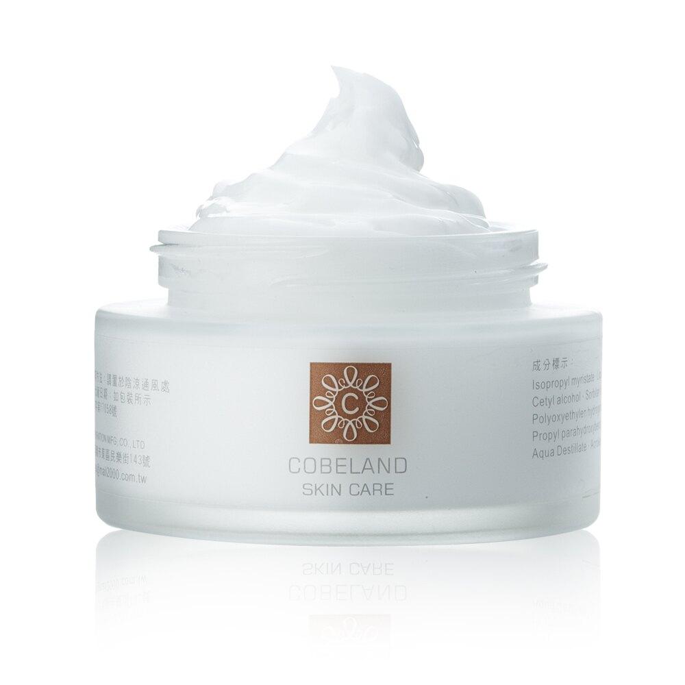 蔻柏蘭 賦活調理霜 50g  無香料 敏感肌 術後保養適用 冰淇淋霜 補水保濕 改善暗沉 撫平細紋 防止肌膚老化