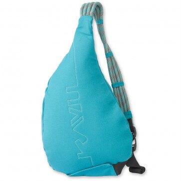 ├登山樂┤美國西雅圖KAVU Rope Bag 休閒肩背包 綠松石 蒂芬妮藍 #923(120)