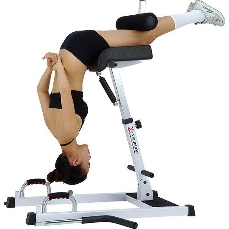 強化背腹肌群之利器 脊椎強身保健運動器材  倒立機(向前)/健身運動/臺灣製造