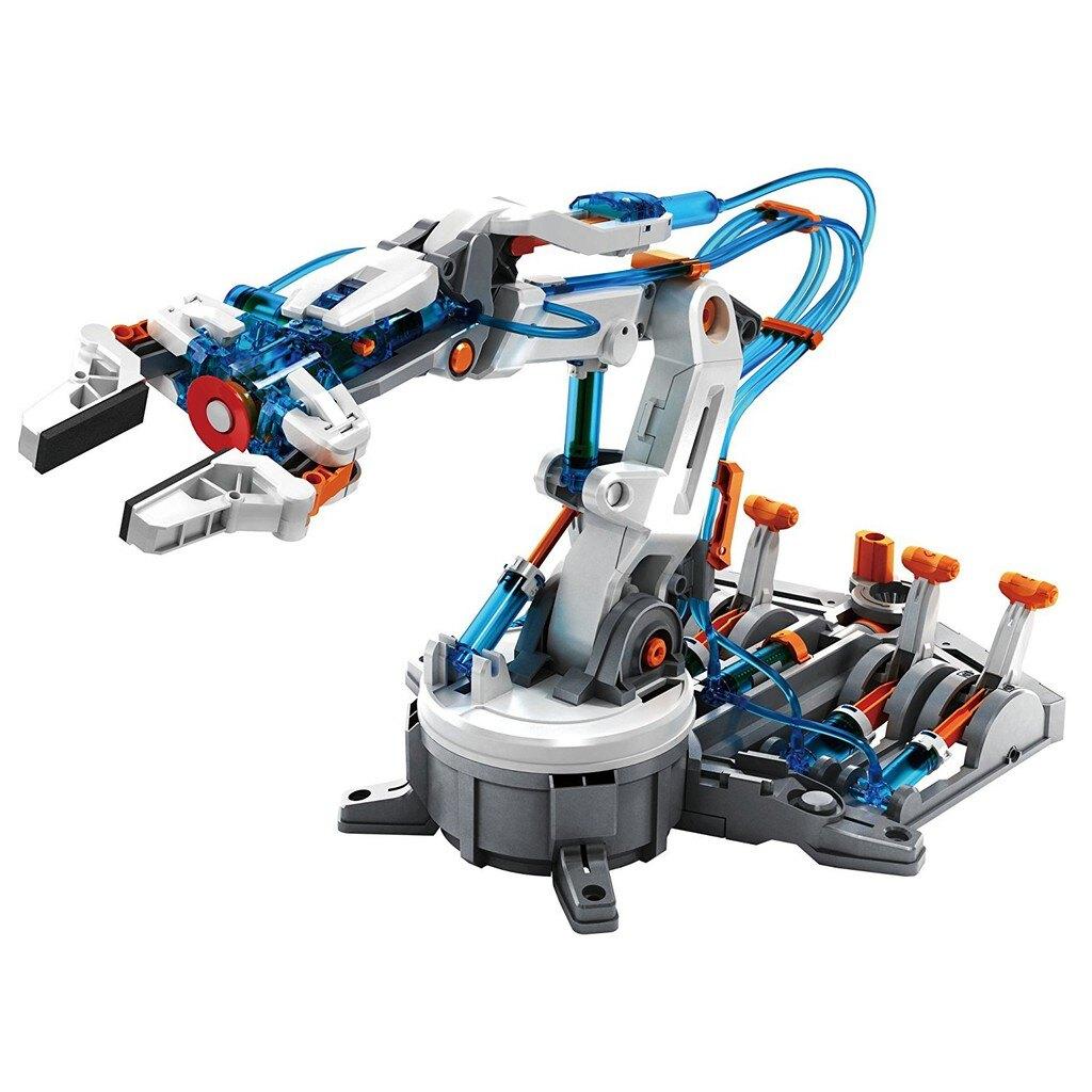 【預購】日本進口日本最新玩具!水圧駆動壓機器人臂MR-9105【星野日本玩具】