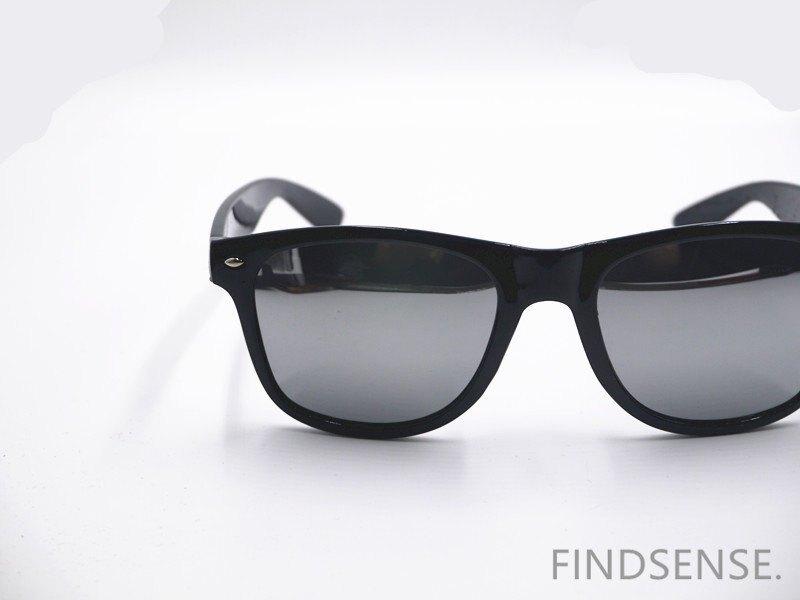 FINDSENSE 經典 復古   太陽眼鏡 遮陽 防曬 歐美 眼鏡木頭 工業 文創文藝