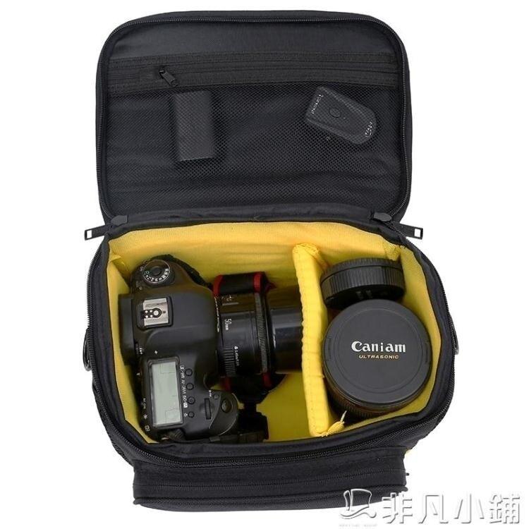 攝影包 相機包 單反側背攝影包 D7200D7100D7000 D5300 D3400D90便攜