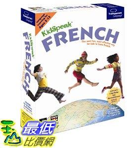 [106美國暢銷兒童軟體] KidSpeak French B0001X6IJS