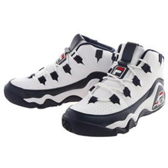 【Super Sports XEBIO & mall店:シューズ】スニーカー メンズ バスケットシューズ メンズ グラントヒル1 WH/NV/RD F04100215 オンライン価格