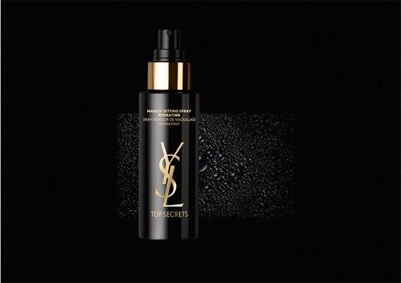 YSL聖羅蘭名模肌密保濕持妝噴霧Top Secrets Makeup Setting Spray 100ml