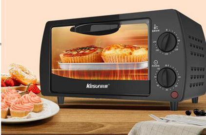 Kesun/科順 TO-092烤箱家用迷你烘焙小烤箱型多功能全自動電烤箱  電壓 220v ATF
