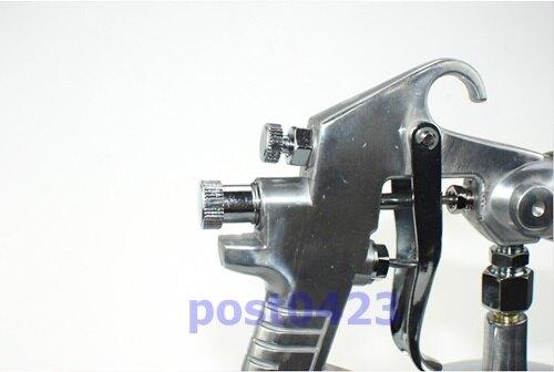 噴漆槍 油漆噴槍 NK正品W71S下壺600CC油漆噴槍 壓送式1.5口徑標準噴嘴 氣動噴漆槍 油漆噴塗槍