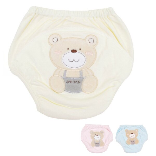 東京西川GMP 大熊超吸排毛巾學習褲(三色可選)