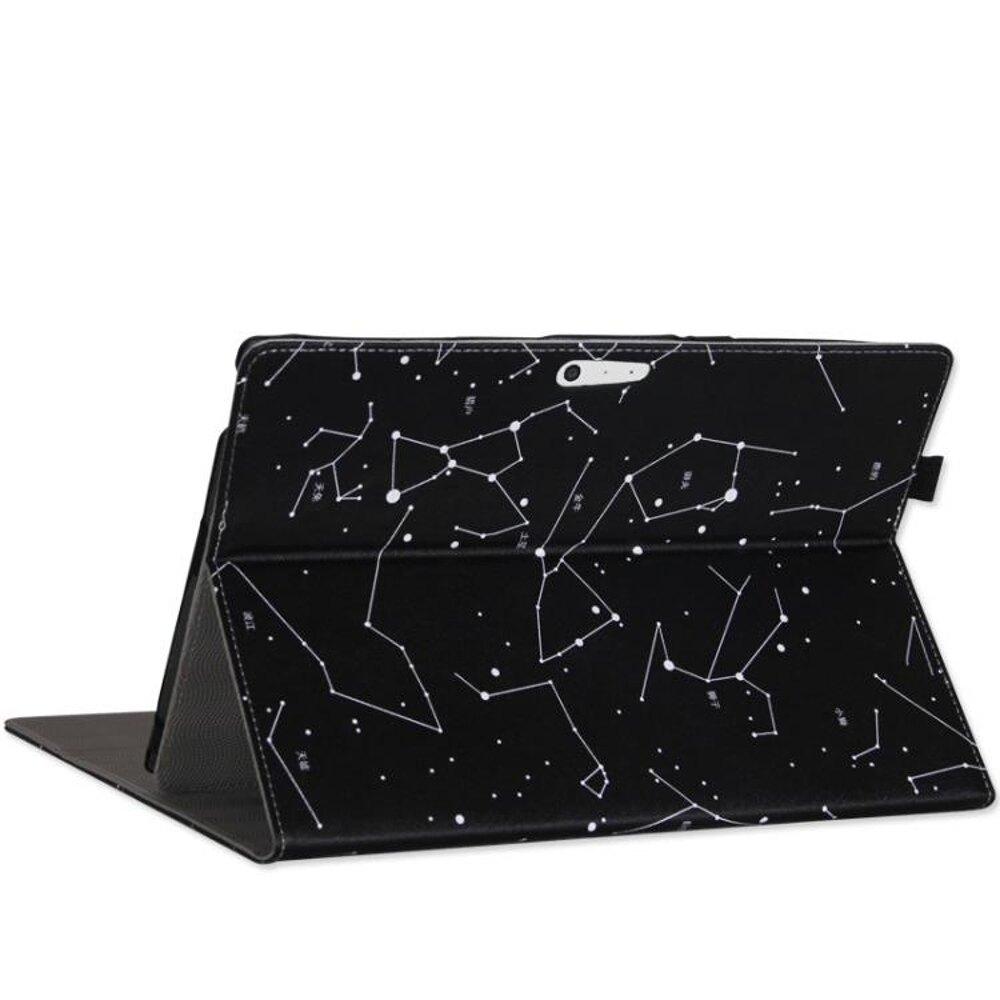 2017微軟新版surface pro保護套12.3英寸平板電腦皮套殼內膽包款5 錢夫人小舖