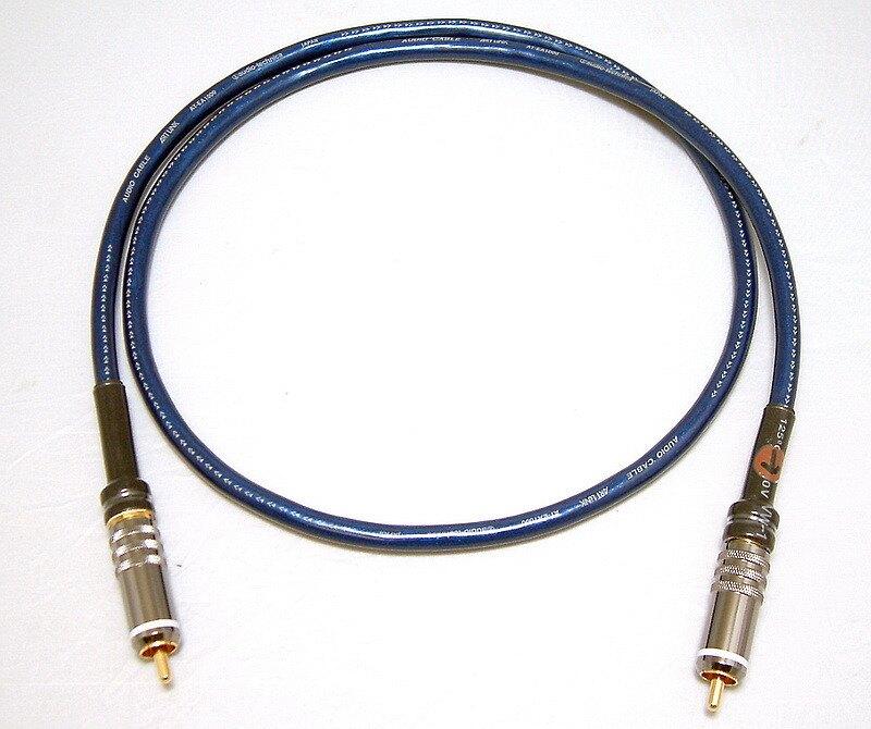 志達電子 CAB059 日本鐵三角 AT-EA1000 線身 數位同軸線