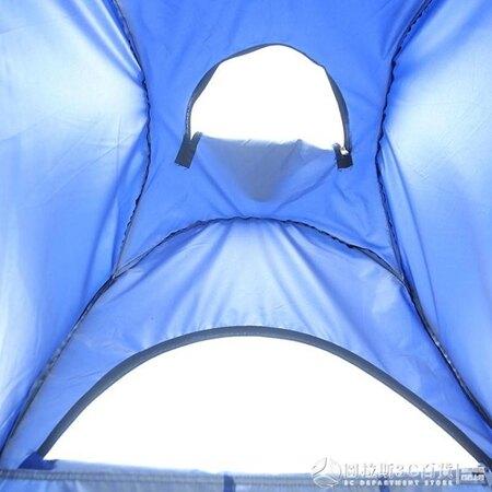洗澡帳篷戶外更衣換衣間可折疊洗浴簡易保暖家用淋浴棚野外浴帳罩 清涼一夏特價