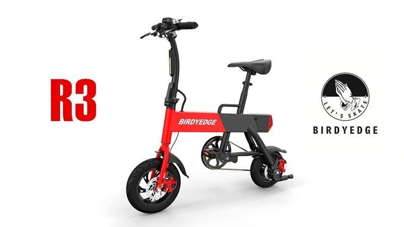 BIRDYEDGE R3 設計 電動腳踏車 小摺 摺疊腳踏車 實體店面 售後保障 IPX54防水