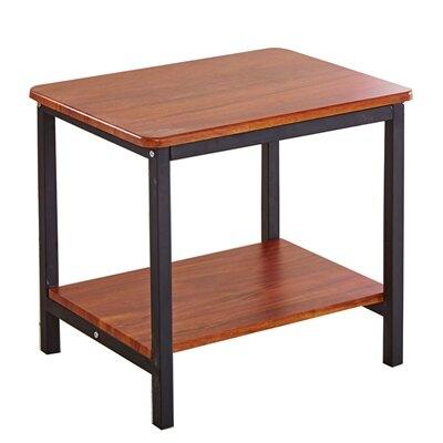 免運 創意沙發邊桌邊幾角幾黑色床頭桌雙層收納長條桌簡易小茶幾小桌子XW