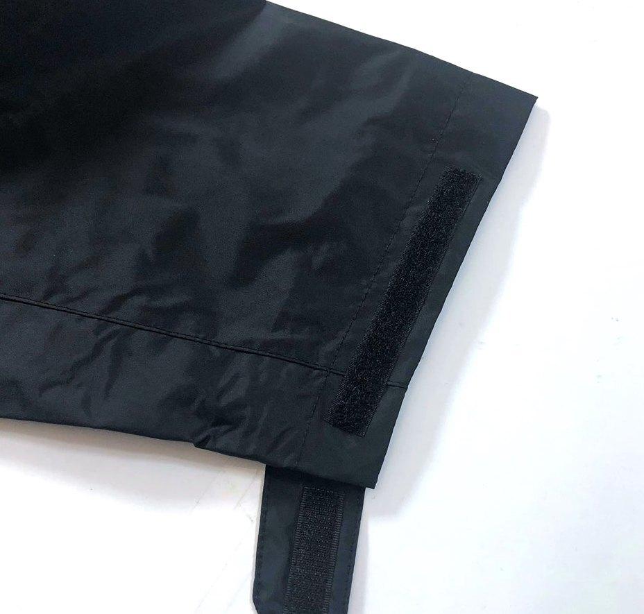 美國百分百【全新真品】Columbia 外套 夾克 哥倫比亞 口袋 輕薄 防風 休閒 黑色 XL號 J693