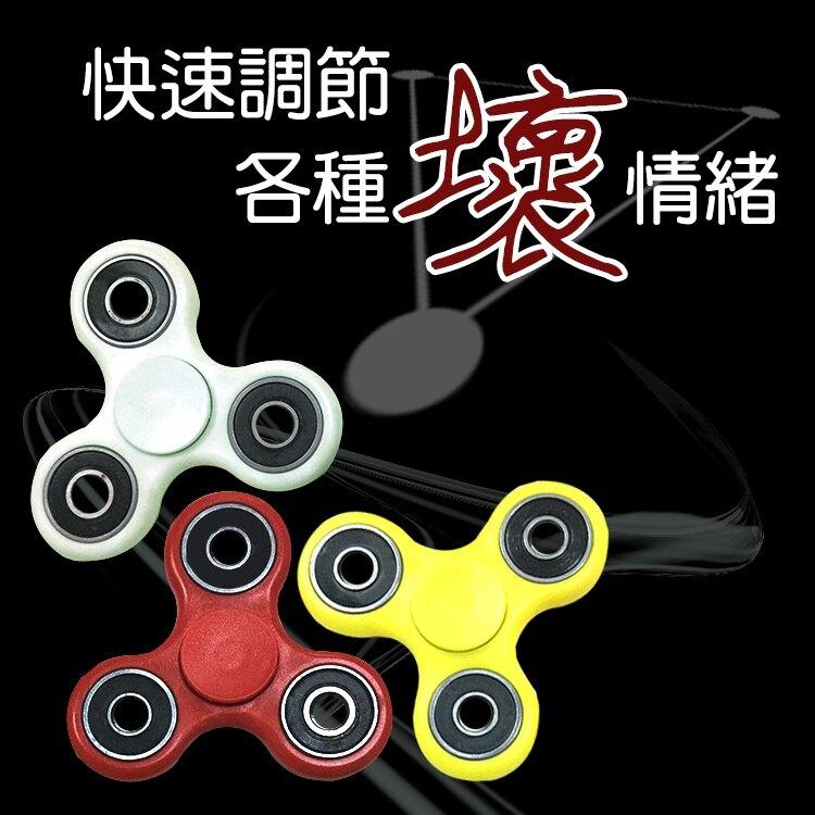 公司貨 釋壓 新聞有報 醫生證實 HANLIN-3O 三圓 指尖陀螺 Hand spinner 療愈 減壓 舒壓 玩具  滷蛋媽媽