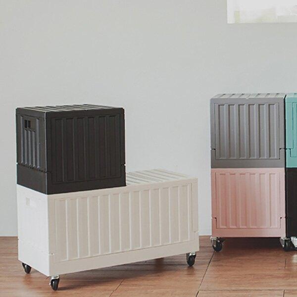 樹德/貨櫃椅專用輪  貨櫃收納箱專用輪子(1組四顆) MIT台灣製 完美主義 母親節推薦  【R0170】 樹德推薦