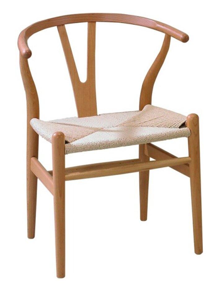 【尚品傢俱】907-02  亞良原木色Y-chair(可改色)庭院休閒椅/下午茶椅/Coffee Chair
