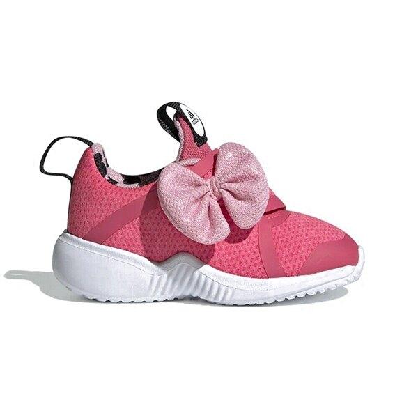 這款舒適的嬰童運動鞋,旨在陪伴孩子們自在玩耍。織物鞋面,搭配米妮蝴蝶結形狀魔鬼氈,套入式設計,穿脫自如。