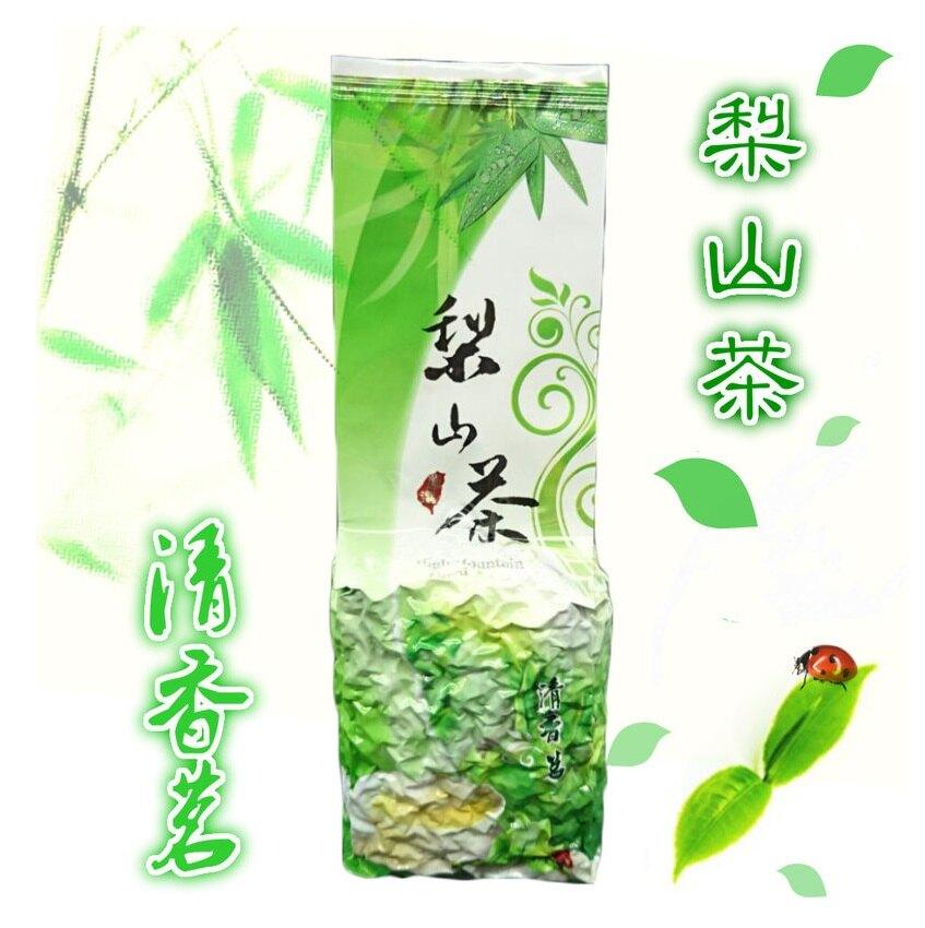 茶葉之王 鼎茗茶葉 梨山茶-清香型 一包150克 茶香 茶農 台灣茶葉 高山茶 烏龍茶 人工採收 40%半生熟