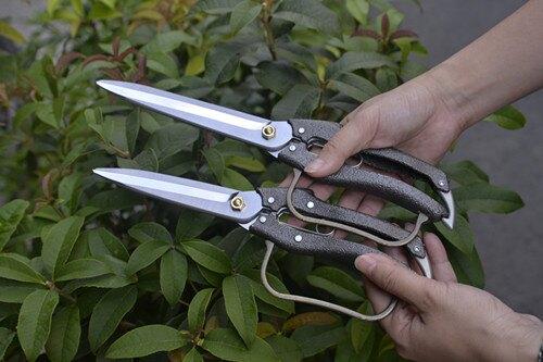 NISHIGAKI西垣牌N-208葉刈鋏5吋(松樹剪刀)