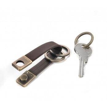TROIKA 旋轉鑰匙圈 (古銅色)