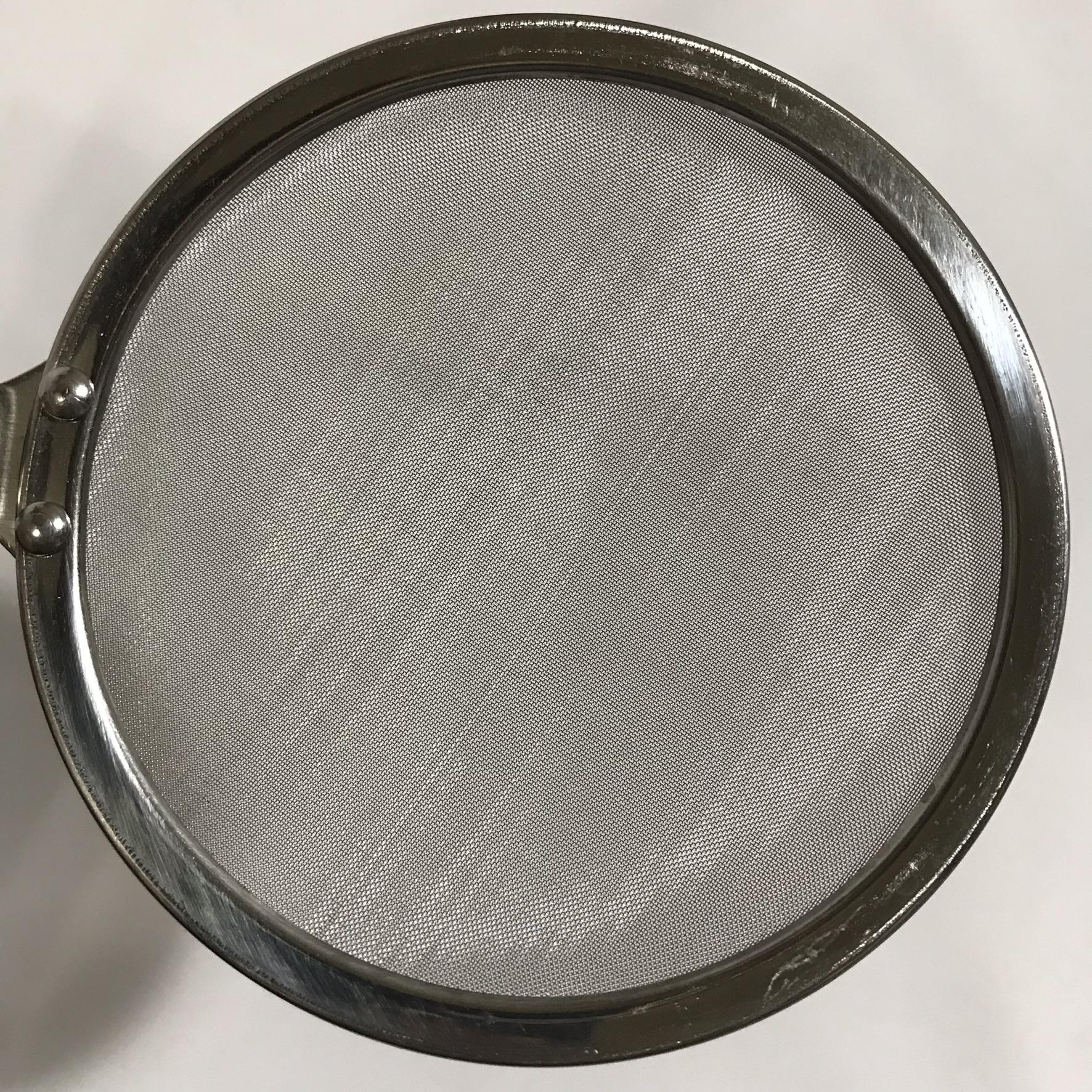 油切網撈勺 全304食品級不鏽鋼製極細濾網有效過濾油、細渣 火鍋湯勺 湯匙 湯杓