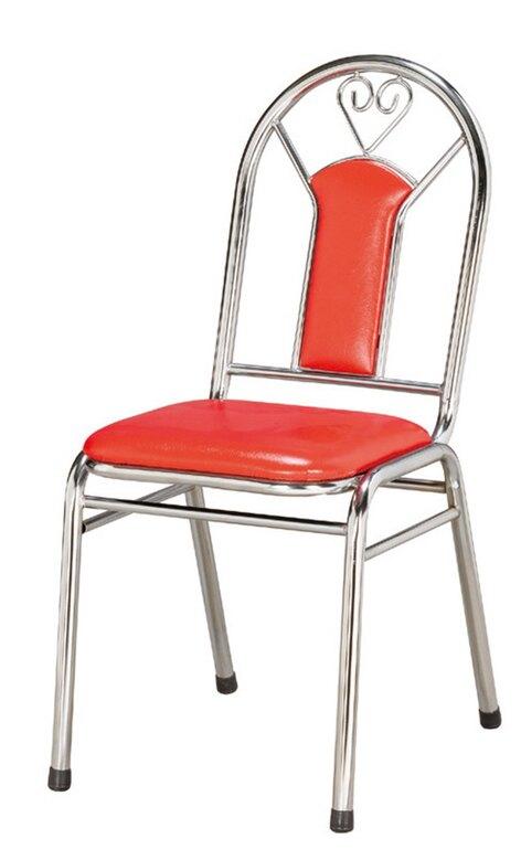 【 IS空間美學 】優雅餐椅(四色可選)
